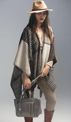 Winter outfit | invierno | Conoce más tendencias en http://www.larcomar.com/blog