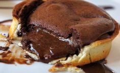 Receita de Torta de Chocolate Cremoso