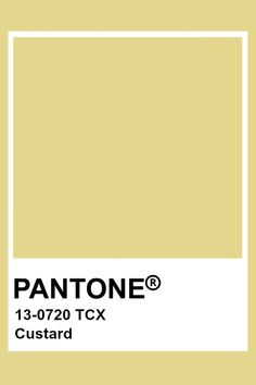 Pantone Tcx, Pantone Swatches, Paint Swatches, Color Swatches, Pastel Yellow, Shades Of Yellow, Mellow Yellow, Color Yellow, Pantone Colour Palettes