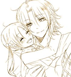 Alice Academy - Mikan and Naru