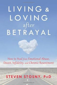Living and Loving after Betrayal: How to Heal from Emotional Abuse, Deceit, Infidelity, and Chronic Resentment, http://www.amazon.com/dp/1608827526/ref=cm_sw_r_pi_awdm_-f.Atb03KTMQM