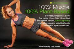 "Vegan Bodybuilding: GUEST BLOG: Ground Based Nutrition, ""Natures Best... Nothing Less!"" - Amber Sperling"