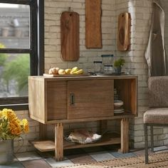 Shop for INK+IVY Zen Reclaimed Natural Sideboard. Get free delivery at Overstock.com - Your Online Furniture Shop! Get 5% in rewards with Club O! - 24253256
