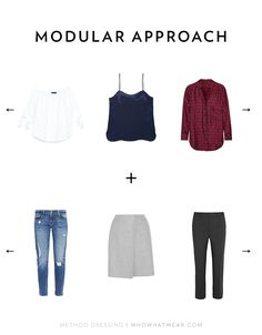 Method+Dressing:+How+to+Make+Your+Outfits+Consistently+Stylish+via+@WhoWhatWearUK