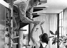 Charles Eames, diseñaba cosas antes incluso de que tuvieran nombre. - loff.it. Citas, frases célebres, biografía, efemérides.