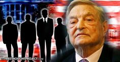 Globalist Billionaire Behind Anti-Trump Protests Holds Urgent Strategy Session with DNC Elite
