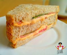Dobbys Signature: Nigerian food blog | Nigerian food recipes | African food blog: How to make Ham and cheese sandwich