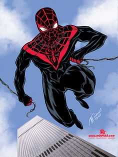 Ultimate Spider-Man | new ultimate spiderman
