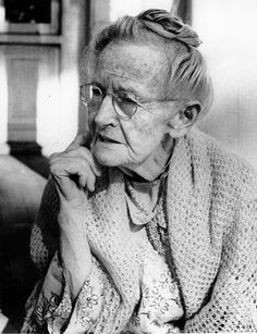 """'Grandma Moses,"""" (Anna Mary Robertson), proves there's time to become famous"""