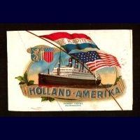 De Kapitein Holland America  -  Netherlands -  Dutch