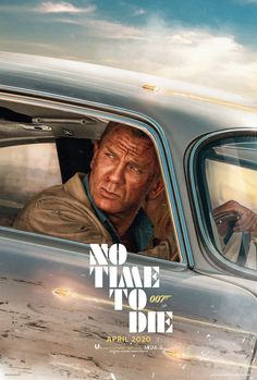 Unofficial poster design done for upcoming james bond movie 'No Time to Die' Daniel Craig James Bond, Craig 007, James Bond Style, New James Bond, James Bond Movie Posters, James Bond Movies, Power Trip, Event Branding, Action Film