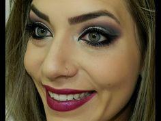 Maquiagem para o ano novo | Camila Castro Para mais informações: www.camilacastro.com.br