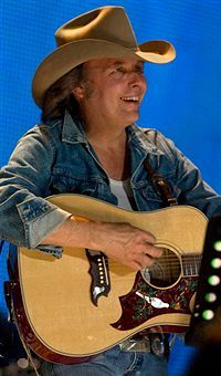 Dwight Yoakam performs at the VAULT Concert Stages during the 2008 CMA Music Festival on June 8, 2008 at LP Field in Nashville, Tennessee