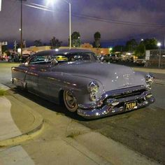 """The Muscle Car History Back in the and the American car manufacturers diversified their automobile lines with high performance vehicles which came to be known as """"Muscle Cars. Cadillac, Dream Cars, Vintage Cars, Antique Cars, Auto Retro, Roadster, Old School Cars, Chevrolet Bel Air, Hot Rides"""