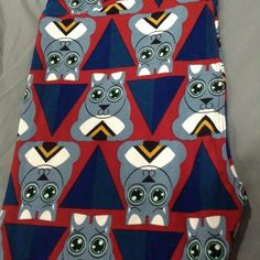 94dbd188d4bda (eBay link) NWOT Lularoe TC Retro Rabbit Bunny Animal Leggings. HTF Unicorn  Print #fashion #clothing #shoes #accessories #womensclothing #leggings