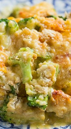 Broccoli Cheddar Chicken (Cracker Barrel Copycat)
