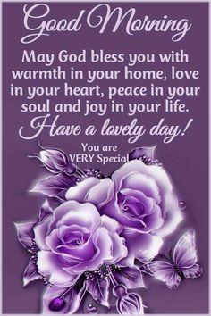 Good Morning Blessings