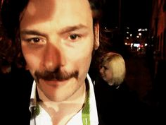 so in love with Julian Barratt - for his humour, his talent, and those eyes