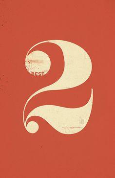 the graphic design of Jonathan Mutch Typography Love, Typography Letters, Graphic Design Typography, Number Typography, Design Art, Print Design, Web Design, Typographie Inspiration, Design Editorial
