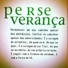 A Bíblia pela Bíblia: Perseverança.