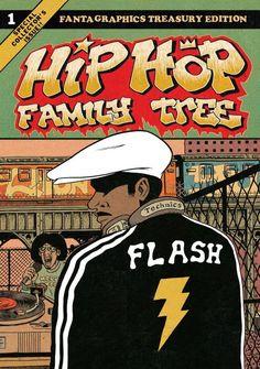 All in the Family: GeekDad Interviews Hip Hop Family Tree's Ed Piskor - GeekDad