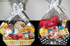 Gift Hampers, Gift Baskets, Homemade Gifts, Diy Gifts, Diy Birthday, Birthday Gifts, Chocolate Explosion Cake, Diy And Crafts, Vivo