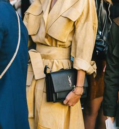 Trench & clutch