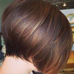 #shorthair #short #hair #brownhair #haircut #haircolor #vvegaz