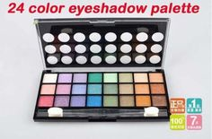 NEW sea sand 24 Colors eye shadow Safety and quality guarantee 4 series practical makeup eyeshadow palette * See this great product.