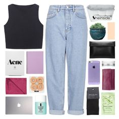 """can you ever be too far gone?"" by feels-like-snow-in-september ❤ liked on Polyvore featuring Frette, Samsung, SELECTED, Clinique, Boutique, LINUM, Campania International, H&M, Status Anxiety and Kiehl's"