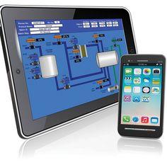 WAGO WebVisu aracılığı ile otomasyon sisteminizi akıllı cihazlarınızdan gerçekleştirebilirsiniz.