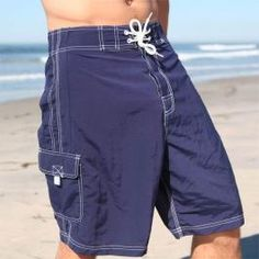 The Elastic Waist Boardshort: Made from 100% sanded polyester microfiber and has an adjustable fit without the elastic look to go with it, and features a microshield cargo pocket.  Colors: Red, Navy, Royal  Sizes: JS, JM, JL, SM (29-31), MD (32-33), LG (34-35), XL (36-38), 2X (37-40), 3X (41-43)  Regular Price: $38