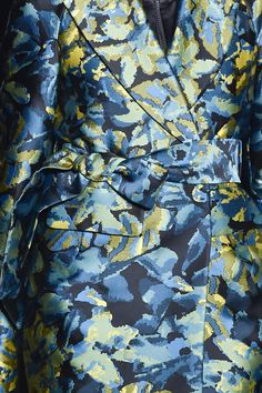 Pin for Later: You Won't Believe What the Clothes at Fashion Week Look Like Up Close Monique Lhuillier Fall 2015