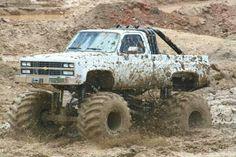 Big Chevy Trucks, Lifted Chevy Trucks, 4x4 Trucks, Diesel Trucks, Custom Trucks, Cool Trucks, Mudding Trucks, Chevy Pickups, Monster Trucks
