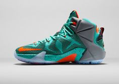 Nike redesigns the basketball shoe for LeBron James