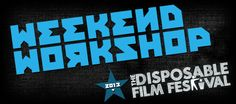 Join us for our Weekend Workshop, co-hosted by Vimeo!