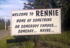 The new head of public relations on the Rennie town council was perplexed to find such opposition to his new marketing campaign? - See more at: http://blog.nextdayflyers.com/32-funny-home-and-business-yard-signs/#sthash.DHRqY074.dpuf