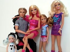 My Little Barbie Family | Flickr - Photo Sharing!