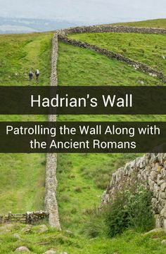 Guarding the old border between England and Scotland, Hadrian's Wall path offers hikers a beautiful way to patrol the England's Roman history. Hike the Sycamore Gap, Housesteads and milecastles in Northumberland National Park