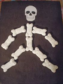 Dry Bones Skeleton Puppet Template For Ezekiel My