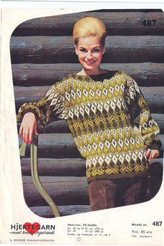 487 Hardscape Design, Intarsia Knitting, Hand Knitting, Embroidery Patterns, Knitting Patterns, Norwegian Knitting, Nordic Sweater, Fair Isle Knitting, Hand Knitted Sweaters