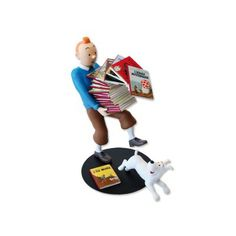 Tintin Carrying Albums - 3rd Edition 2013 - Tintin