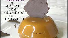 TUTORIAL DE MINES TORTINHAS DE ABACAXI COM GLASSEADO DE CARAMELO
