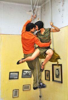 Suspended Tango