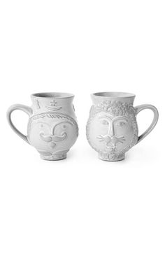 Jonathan Adler 'Utopia' Reversible Mug