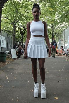 AFROPUNK Festival - Funky Fashions 2 - Aagdolla Photography - @aagdolla…