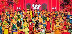 Moulin Rouge by David Dalmau
