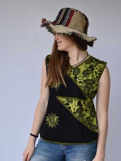 Shop for unique hippy clothes from Nepal. Buy clothing for women and mens shirts and pants. Hippie Clothes Online, Hippie Clothing Stores, Online Clothing Stores, Hippie Tops, Hippie Outfits, Summer Outfits, Stuff To Buy, Shirts, Shopping