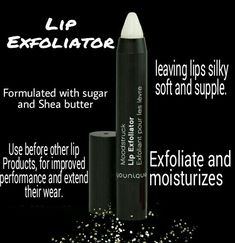 New lip exfoliator by #younique !!!! www.youniqueproducts.com/JondaHurt
