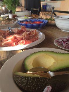 Breakfast buffet #lchf